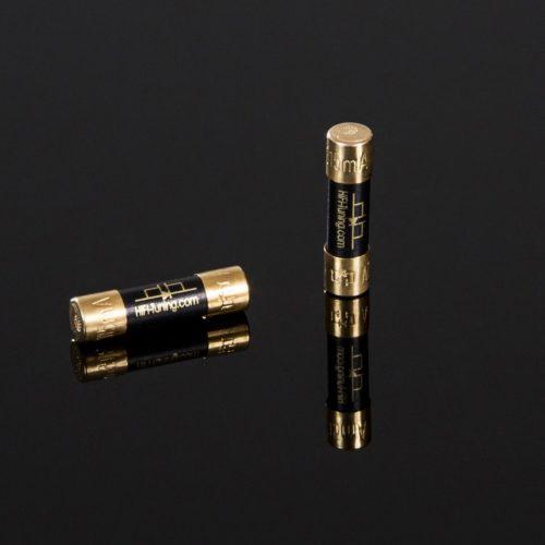 Hifi Tuning Sicherung Supreme3 – Silber/Gold 99% Silber, 1% Gold